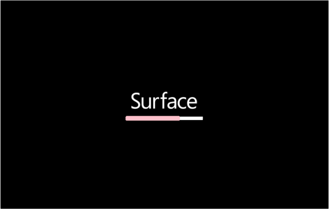 Microsoft Surface w/o Safe boot enabled