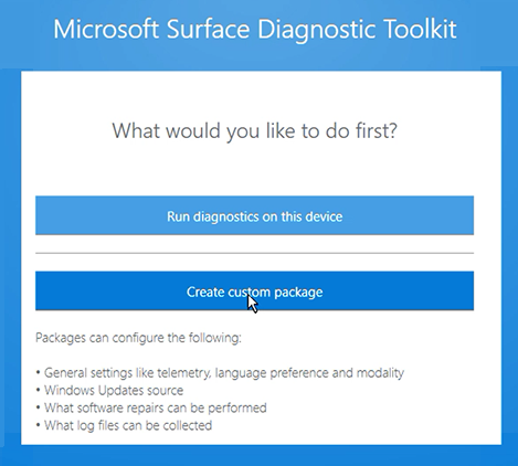 Microsoft Surface System Telemetry Drivers