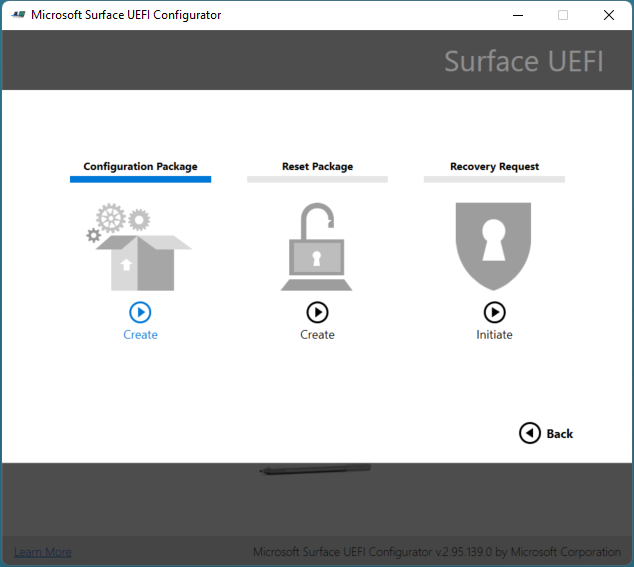 Surface Enterprise Management Mode (Surface) | Microsoft Docs