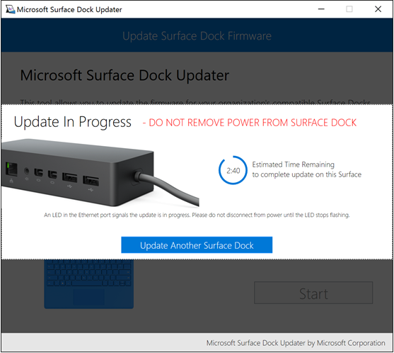 Driver: Microsoft Docking Station Audio Device