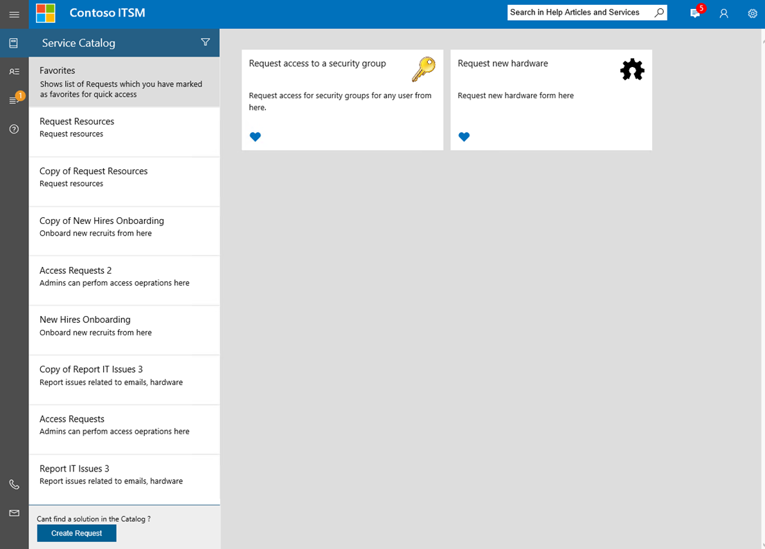 Deploy the Service Manager Self Service portal | Microsoft Docs