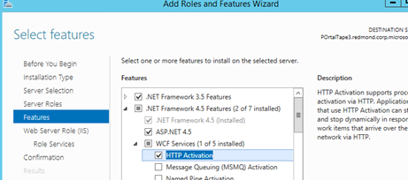 Deploy the Service Manager Self Service portal   Microsoft Docs