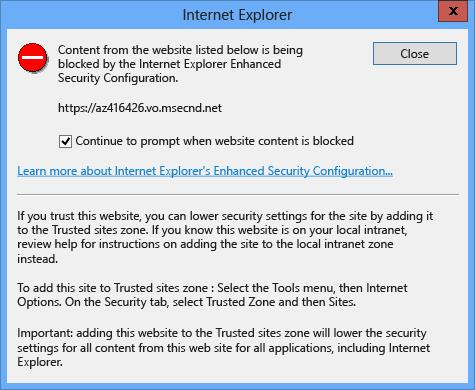 New Self Service portal deployment scenarios and