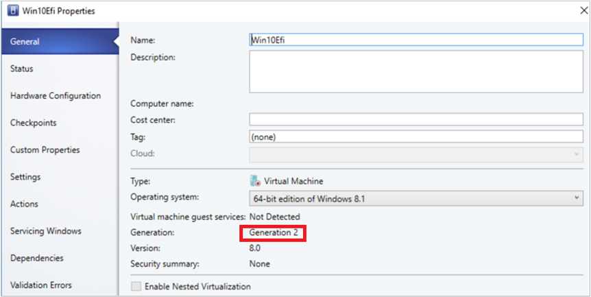 Convert a VMware VM to Hyper-V in the VMM fabric | Microsoft