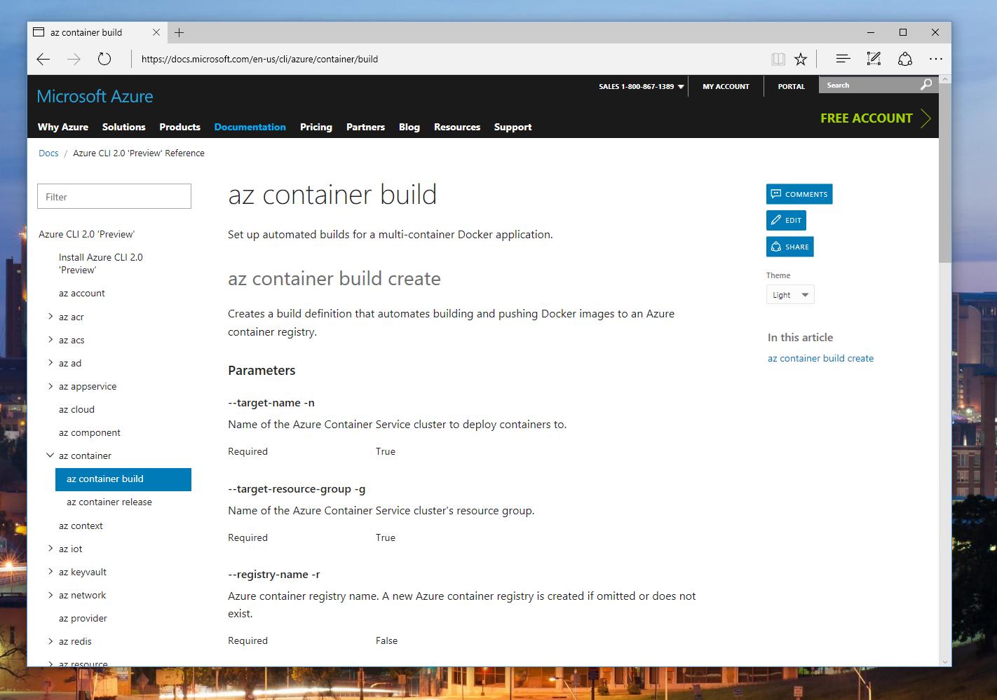 November update for docs microsoft com | Microsoft Docs