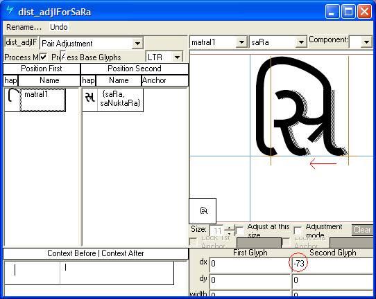 Developing OpenType Fonts for Gujarati Script - Typography