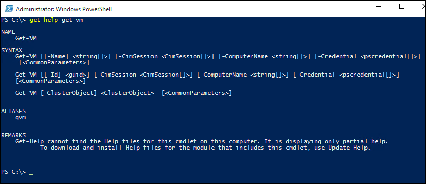 Working with Hyper-V and Windows PowerShell | Microsoft Docs