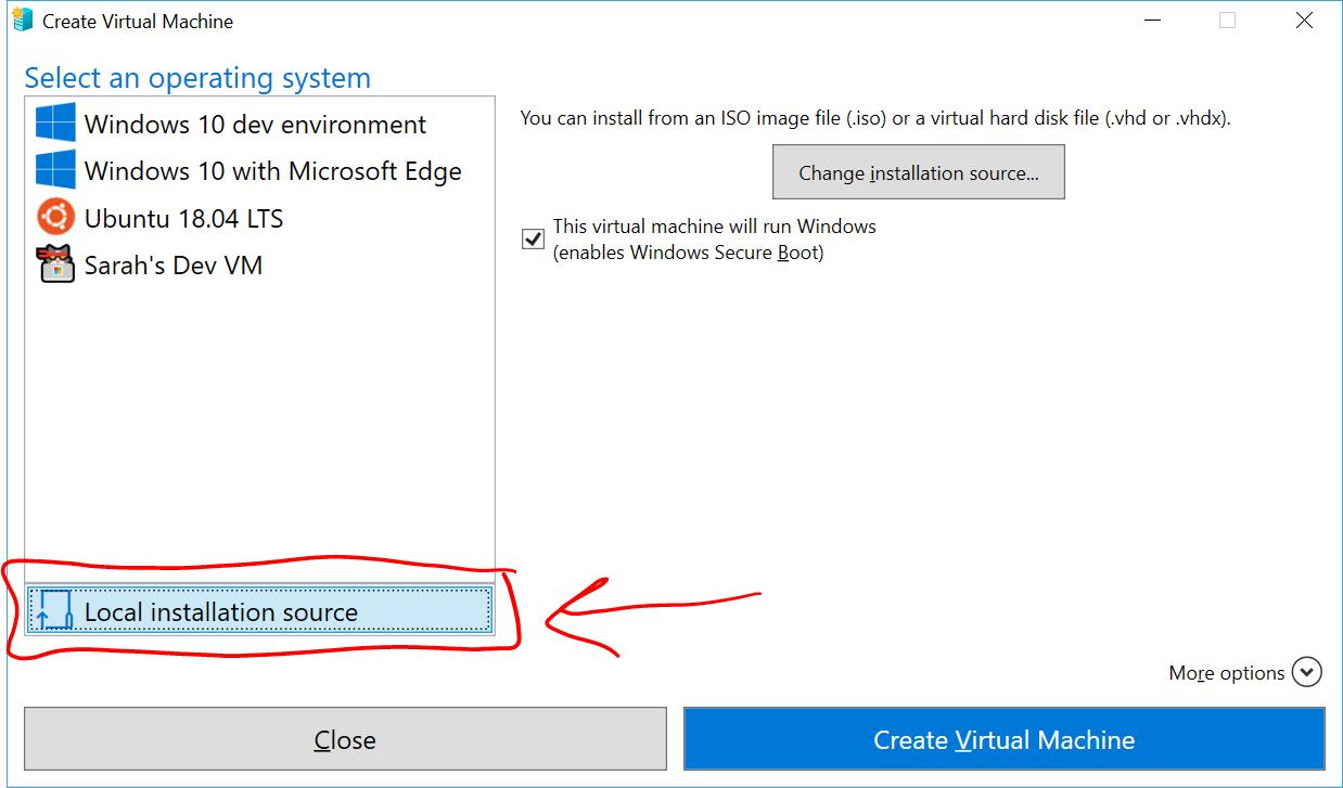 Create a custom virtual machine galllery   Microsoft Docs