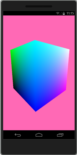 Build an OpenGL ES Application on Android and iOS - Visual