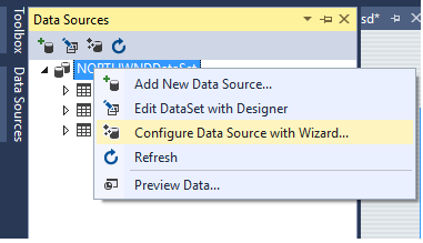 Database dataset and details view in visual studio youtube.