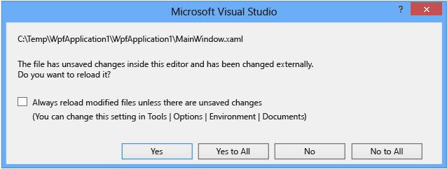 Designing XAML in Visual Studio - Visual Studio ...