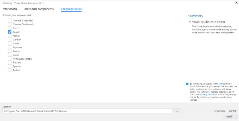 Download Visual Studio - Endv - 博客园