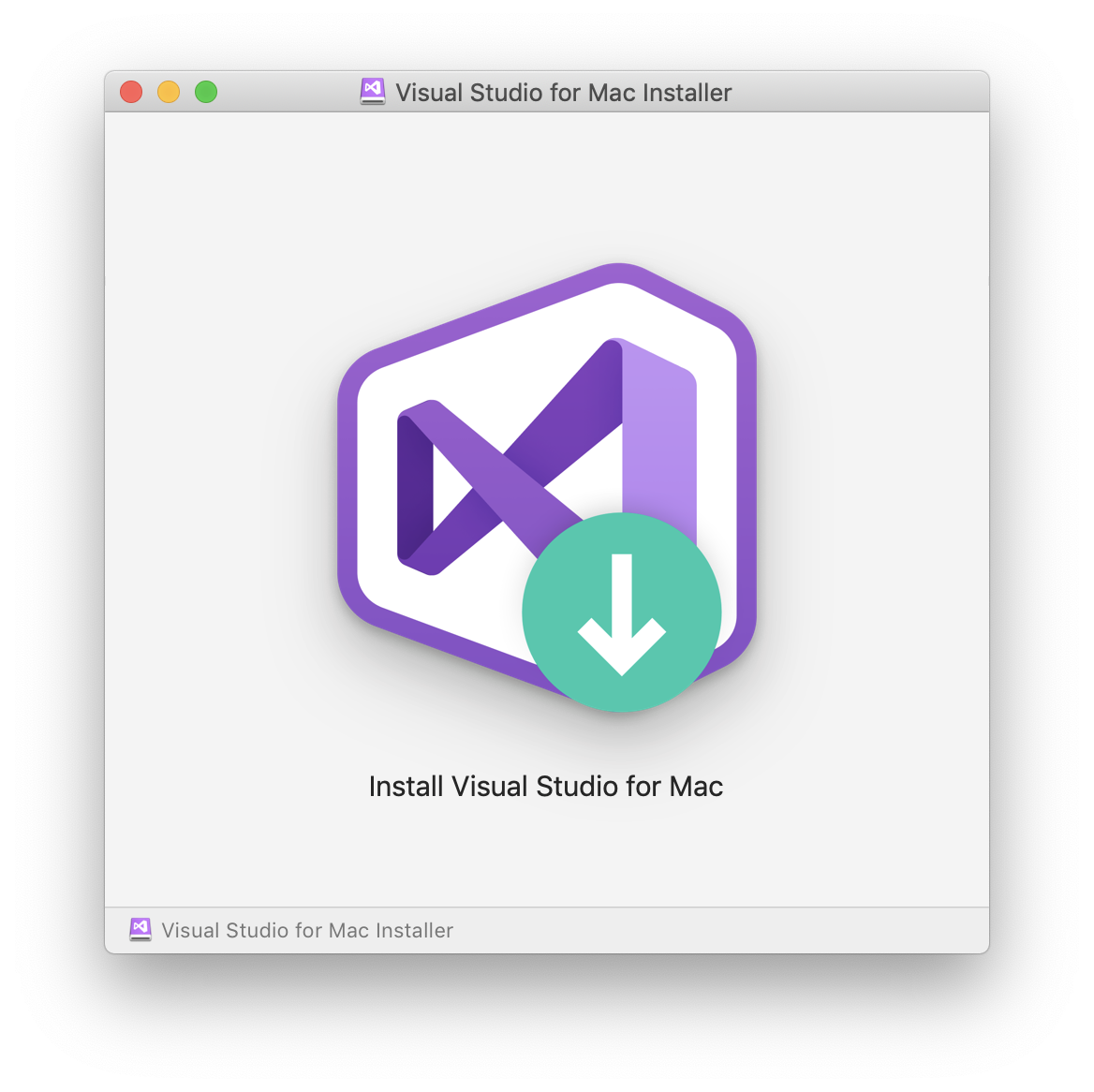 Install Visual Studio 2019 for Mac - Visual Studio 2019 for