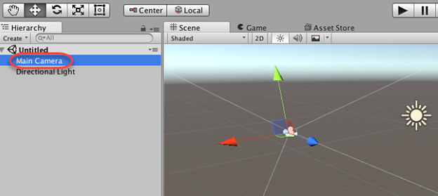 Getting started building games with Unity - Visual Studio