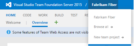 team foundation server 2015 update 2 release notes