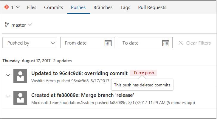 Team Foundation Server 2018 Update 2 Release Notes   Microsoft Docs