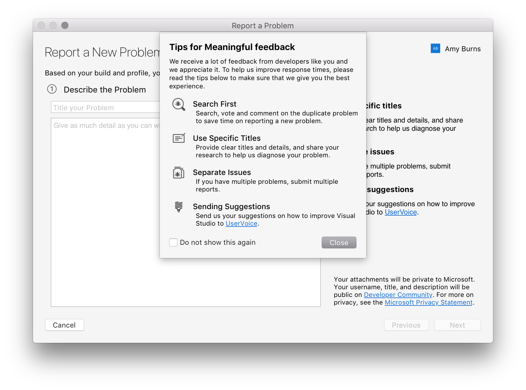 Visual Studio 2017 for Mac version 7 6 Release Notes