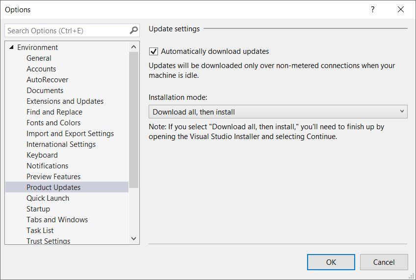 Visual Studio 2019 Release Notes | Microsoft Docs