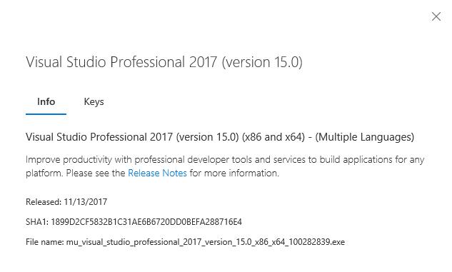 windows 10 msdn product key