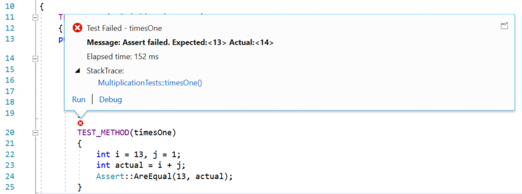 Visual Studio  Run Code Only In Debug Build