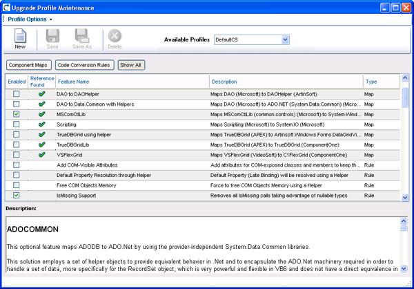 mobilizenets visual basic upgrade companion vbuc