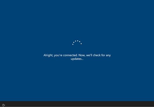 Updating windows 10 screen angdatingdaan.tv
