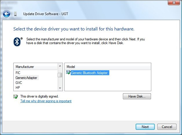 hp bluetooth driver for windows 7 32 bit free download