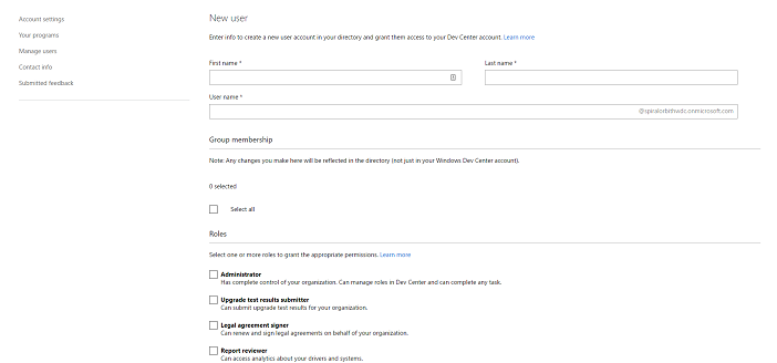 adding or removing users microsoft docs
