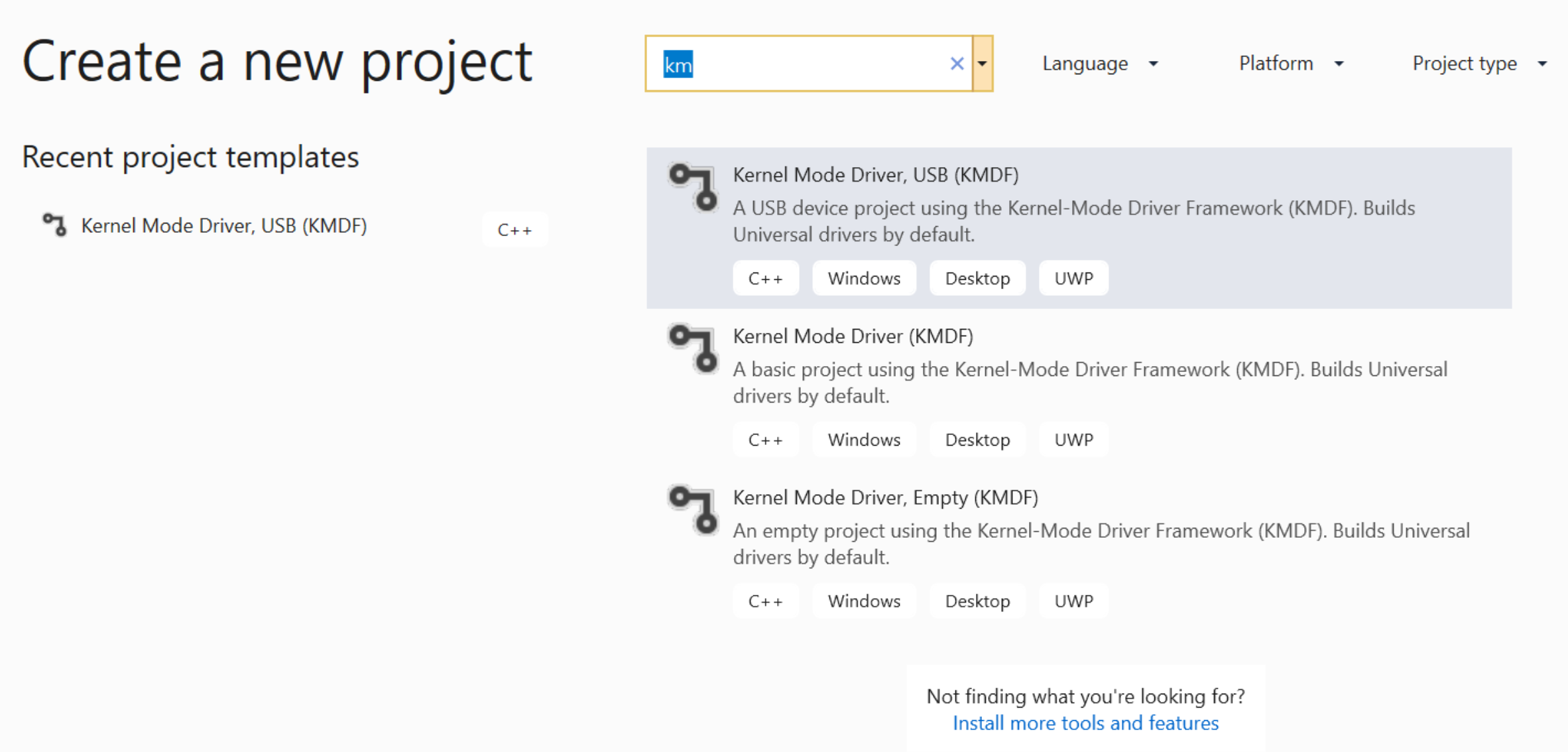 What's new in driver development - Windows drivers | Microsoft Docs