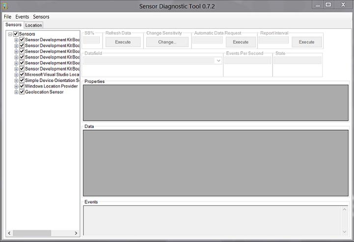 Broadcom GNSS 4752 Geolocation Sensor USB Update