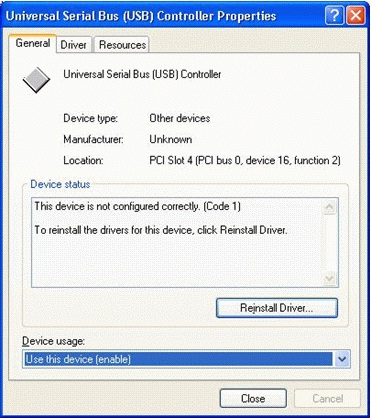 How do i reinstall usb drivers in windows xp windows 7 disk check after update 2013