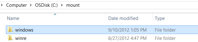 System builder deployment of Windows 10 for desktop editions