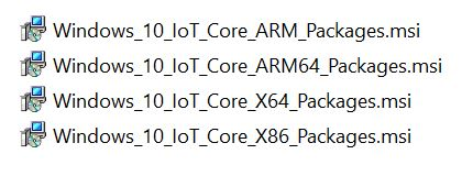 Get the tools needed to customize Windows IoT Core