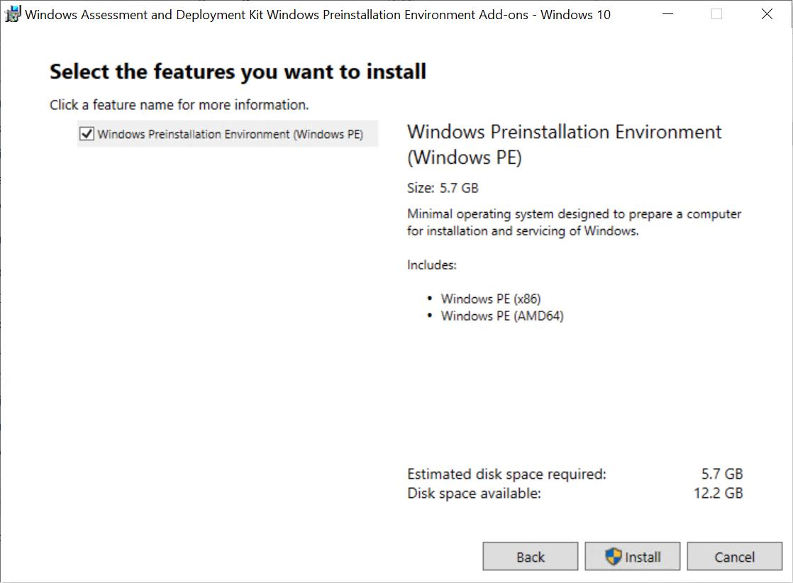 Lab 1a: Create a basic image   Microsoft Docs