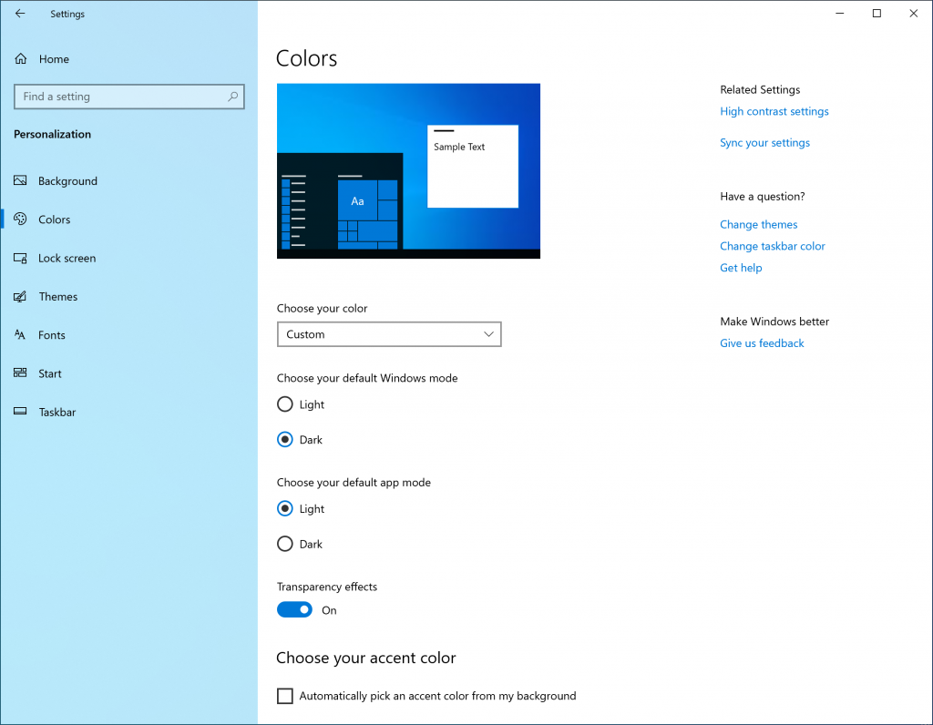 What's new in the Windows 10 Insider Preview Builds 1903 - Windows