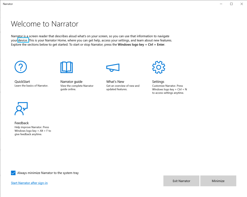 What's new in the Windows 10 Insider Preview Builds 1903