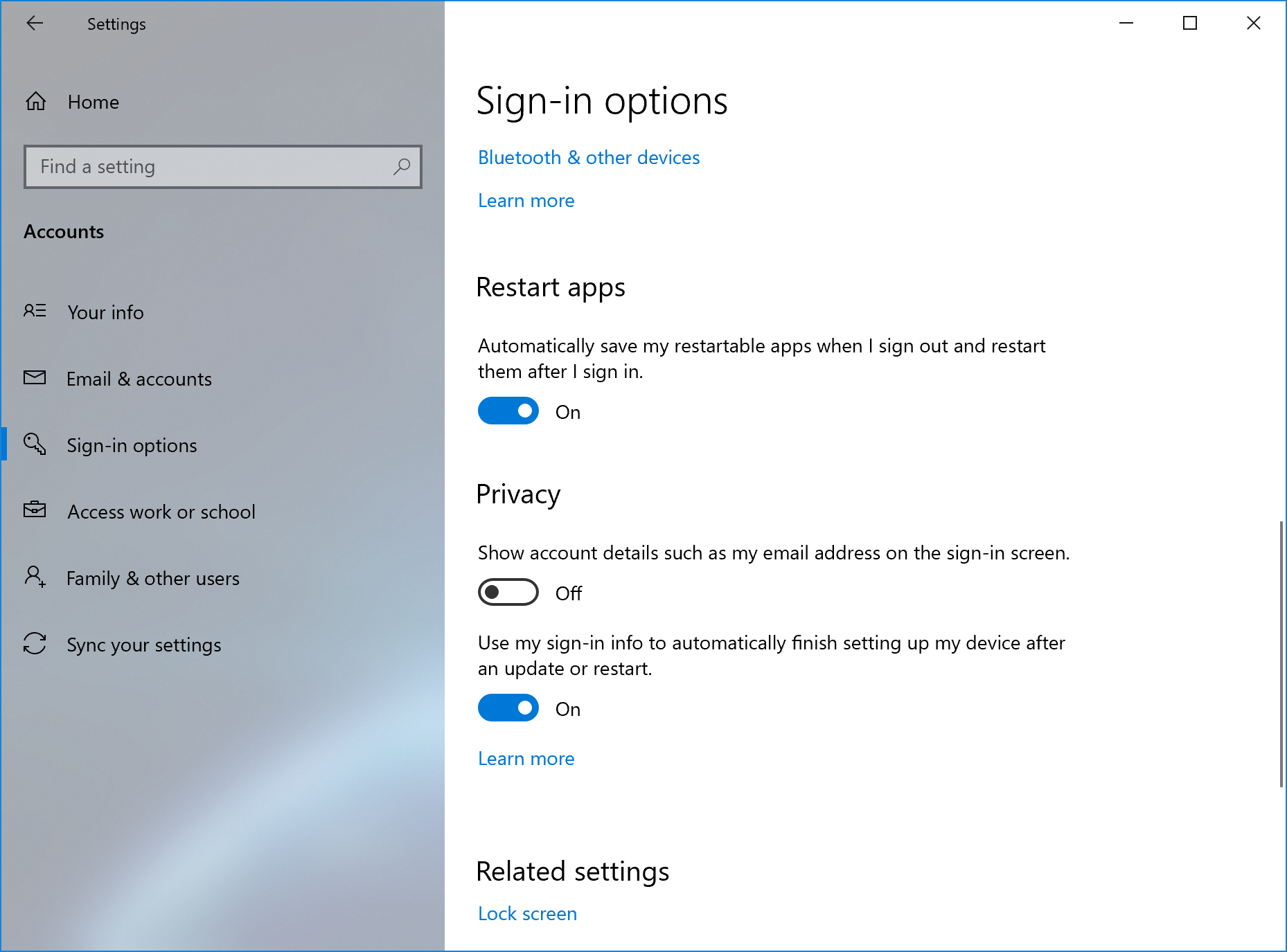 What's new in the Windows 10 Insider Preview Builds (20H1