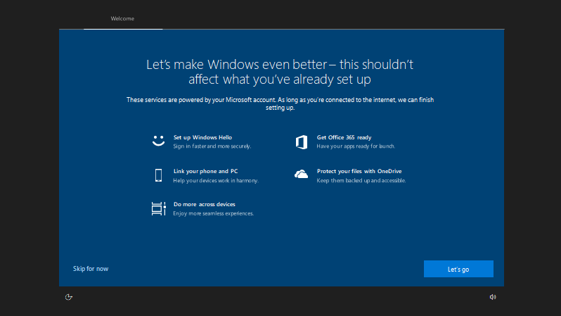 What's new in the Windows 10 Insider Preview Builds (RS5) - Windows