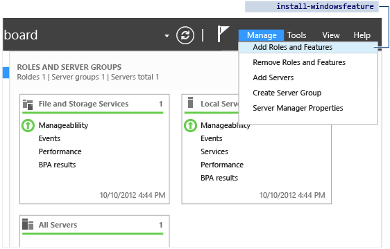 Install a New Windows Server 2012 Active Directory Forest (Level 200