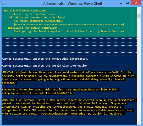 how to make windows server 2012 r2 a domain controller