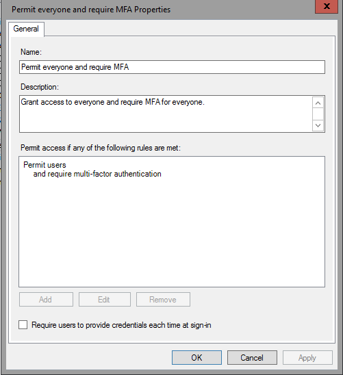 Access Control Policies In AD FS Microsoft Docs - Access control policy template