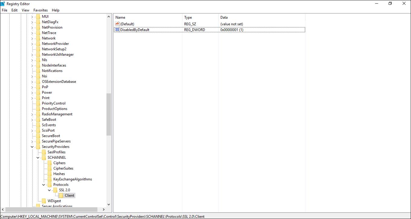 Managing SSL/TLS Protocols and Cipher Suites for AD FS | Microsoft Docs