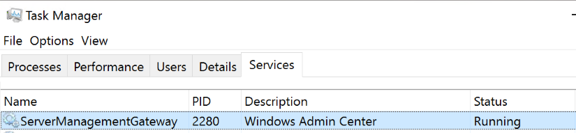 Windows Admin Center Common Troubleshooting Steps