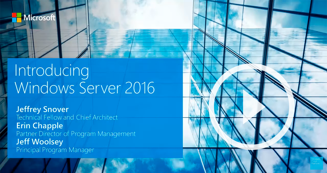 windows server 2016 microsoft docs