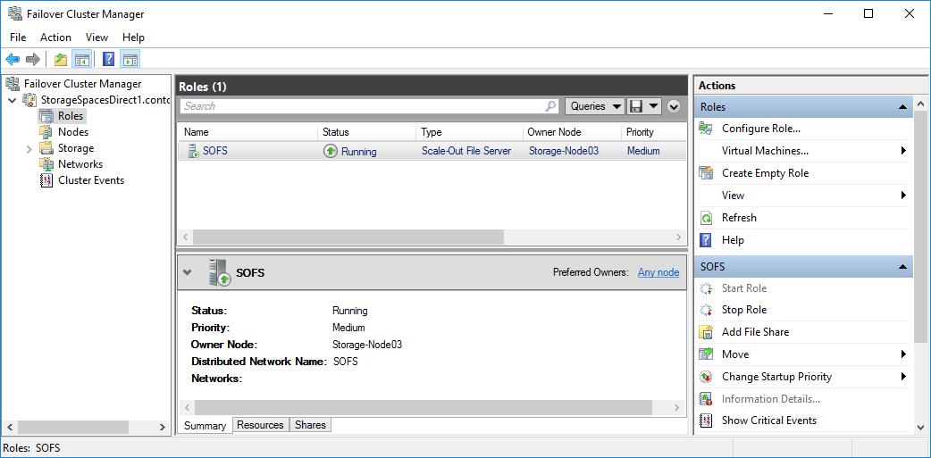 Deploy Storage Spaces Direct | Microsoft Docs