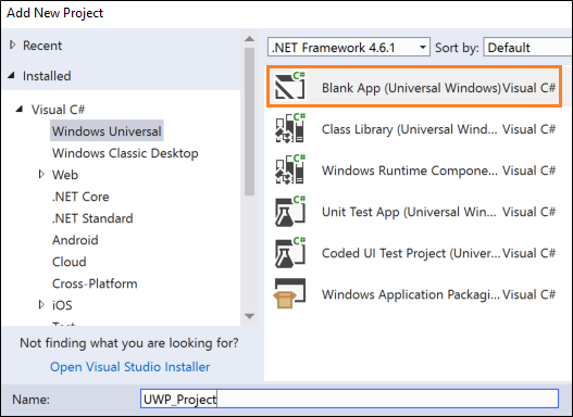 Extend your app with Windows UI and components | Microsoft Docs