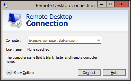 Connect to remote Azure Active Directory-joined PC (Windows