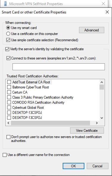 EAP configuration   Microsoft Docs
