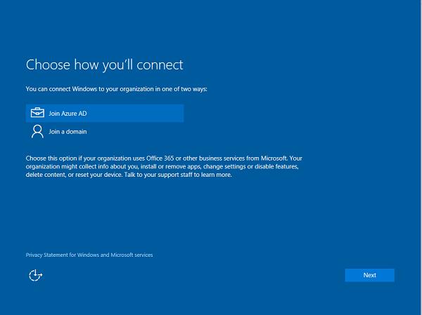 Mdm Enrollment Of Windows Based Devices Microsoft Docs