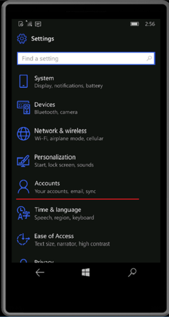Citrix Endpoint Management Apps and Windows Phone 8.1
